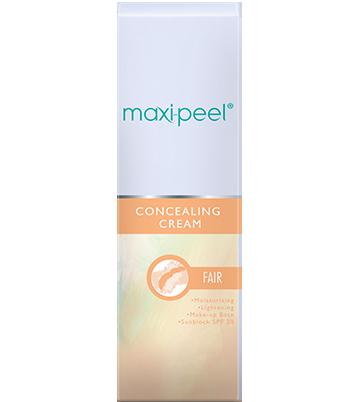 Maxi-Peel Concealing Cream Fair 25g