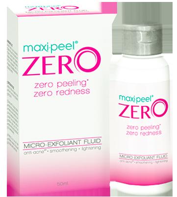 Maxi-Peel Zero Micro Exfoliant Fluid 50ml