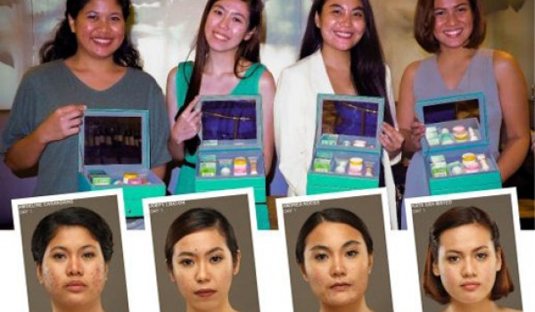 """Maxi-Peel encourages women with troubled skin: """"Wag Mong Isuko Ang Laban!"""""""