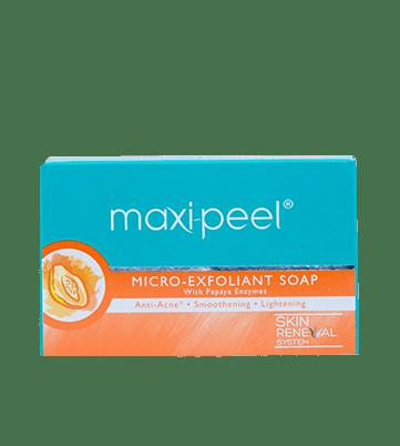 Maxi-Peel Exfoliant Soap Papaya Enzyme Box 90g