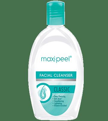 Maxi-Peel Facial Cleanser Classic 135ml