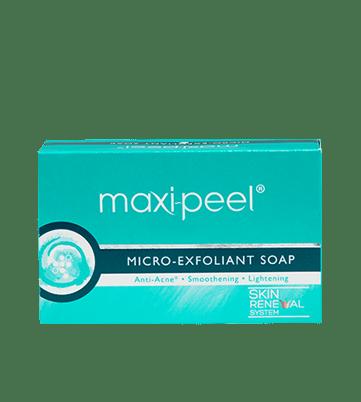 Maxi-Peel Exfoliant Soap Box 90g