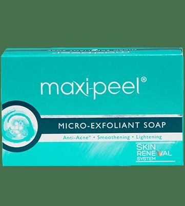 Maxi-Peel Exfoliant Soap Box 125g