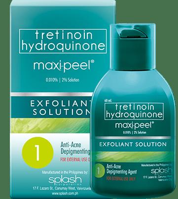 Maxi-Peel Exfoliant Solution 1 60ml