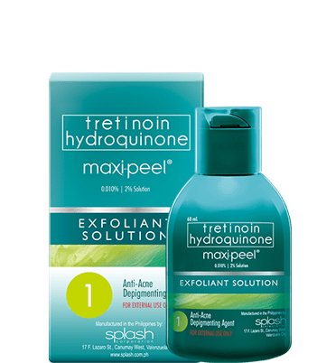 Maxi-Peel Exfoliant Solution 1 30ml