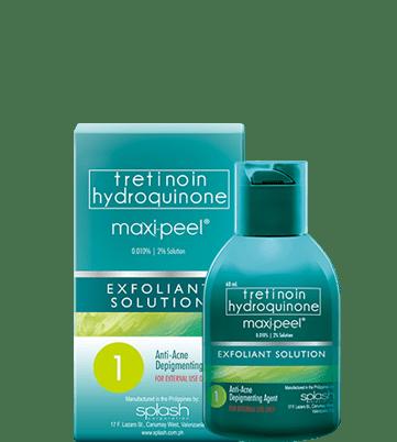 Maxi-Peel Exfoliant Solution 1 15ml