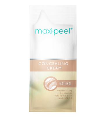 Maxi-Peel Concealing Cream Natural 10g