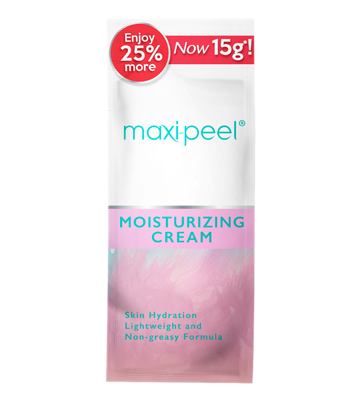 Maxi-Peel Moisturizing Cream 15g