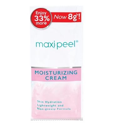 Maxi-Peel Moisturizing Cream 8g